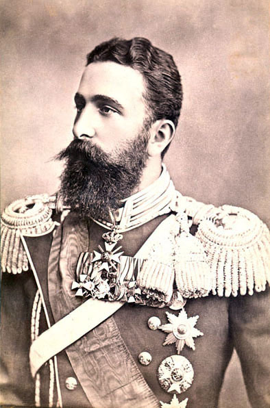 княз Александър I Български